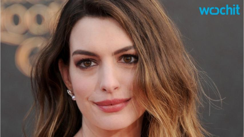 Anne Hathaway Discusses Her Post-Baby Confidence