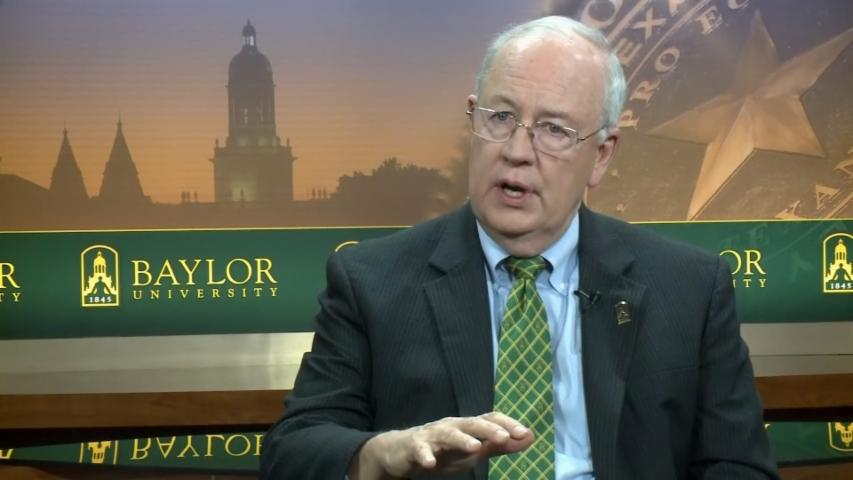 Baylor mum on reports Ken Starr fired as Univ. president