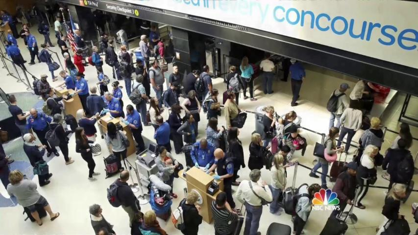 TSA Security Chief Forced Out as Outrage Grows Over Long Lines