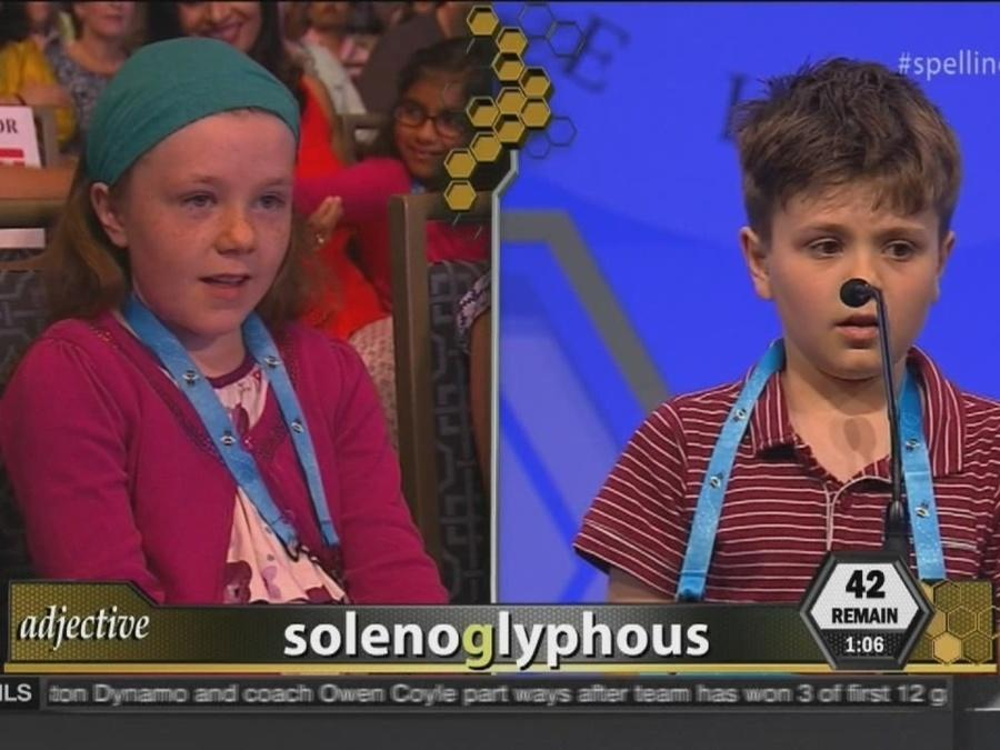 Spelling Bee Day 2