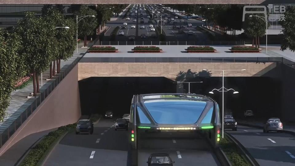 Is China's 'Bus-Way' the Future of Public Transport?