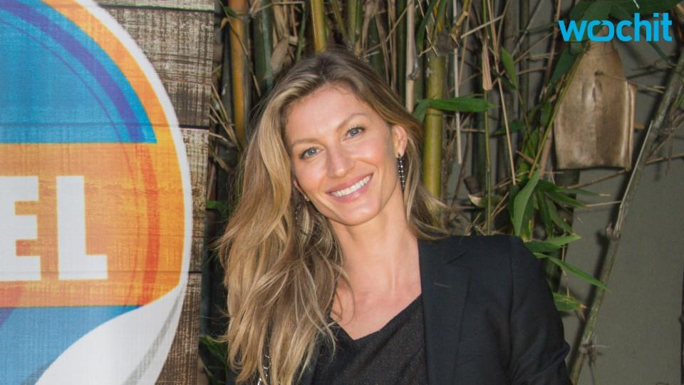 Gisele Bundchen Reveals Her Spirit Animal