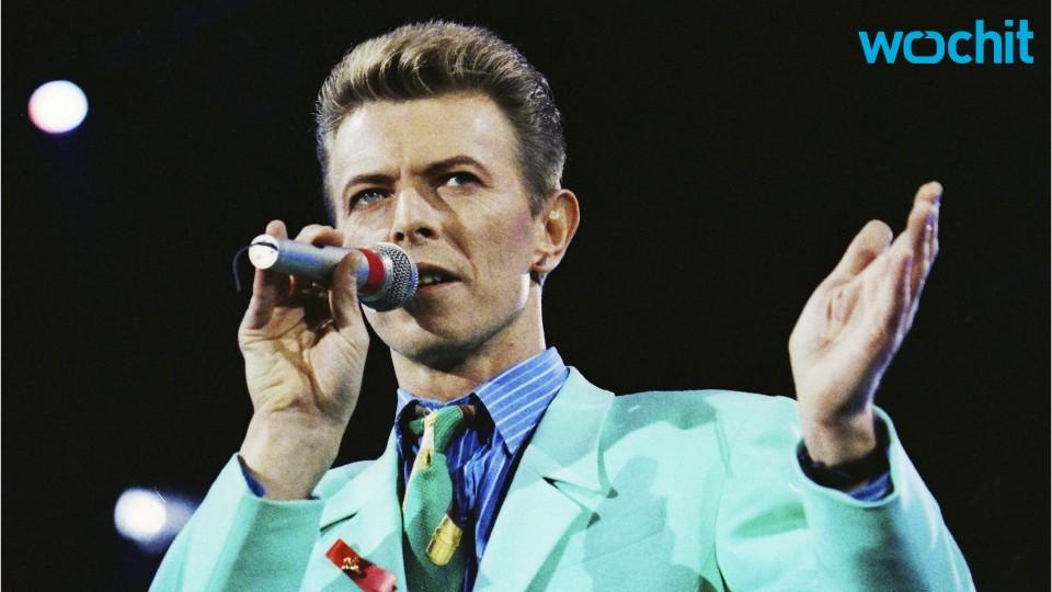 Bosnia Pays Tribute to David Bowie with Art