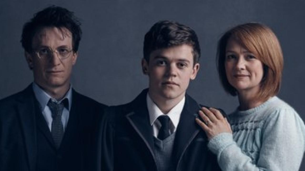 Harry Potter Is All Grown Up in Latest 'Cursed Child' Photos