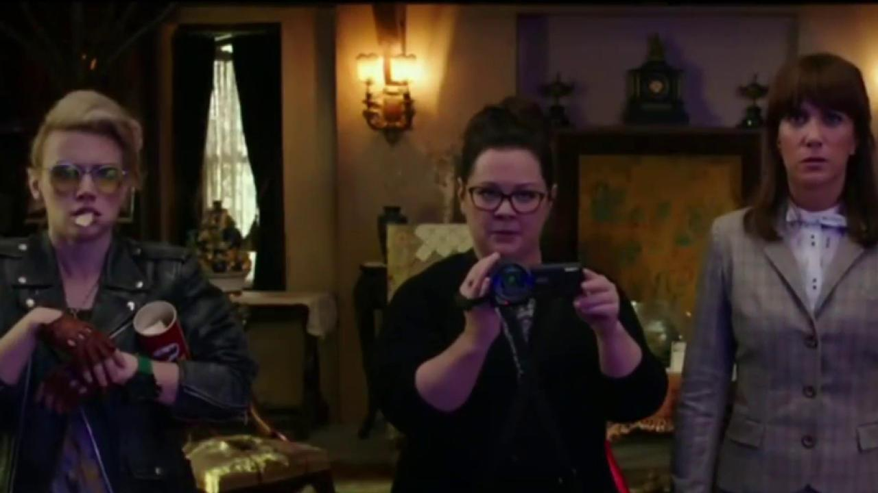 Melissa McCarthy to 'Ghostbusters' haters: 'Find a friend'