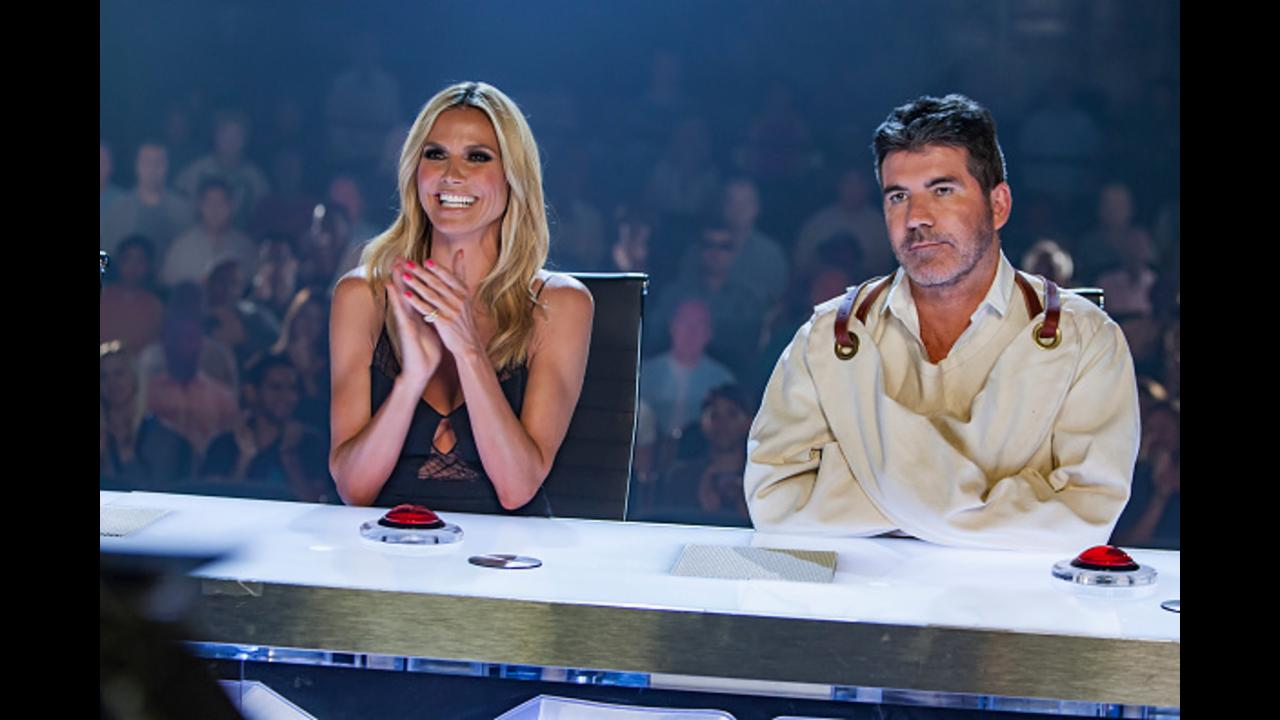 Simon Cowell returns to America's Got Talent