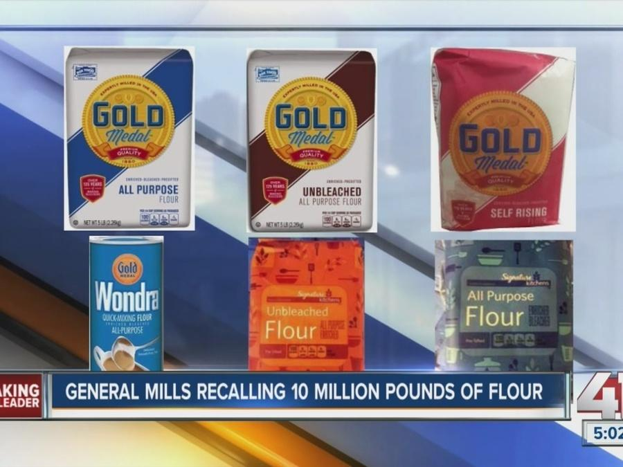 General Mills announces voluntary flour recall