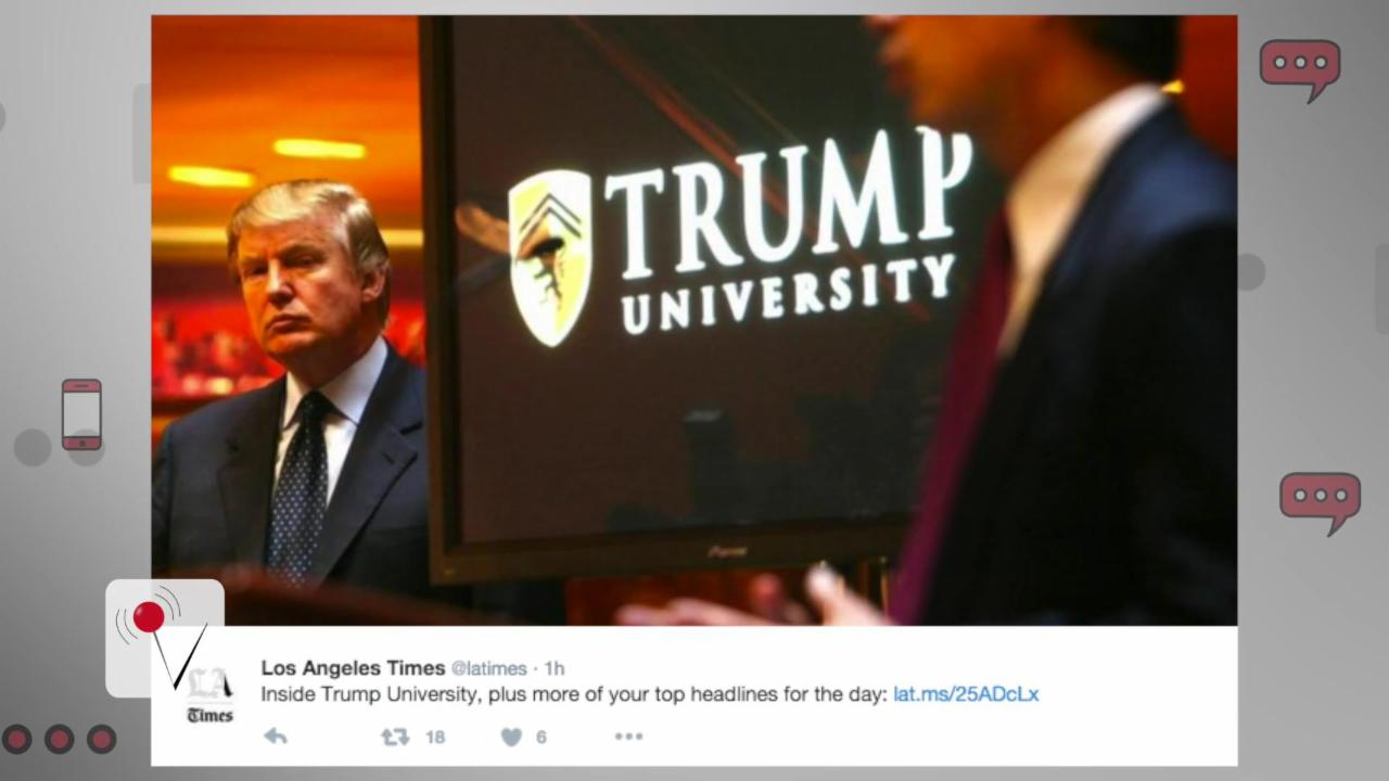 Judge Unseals Secret Trump University Documents