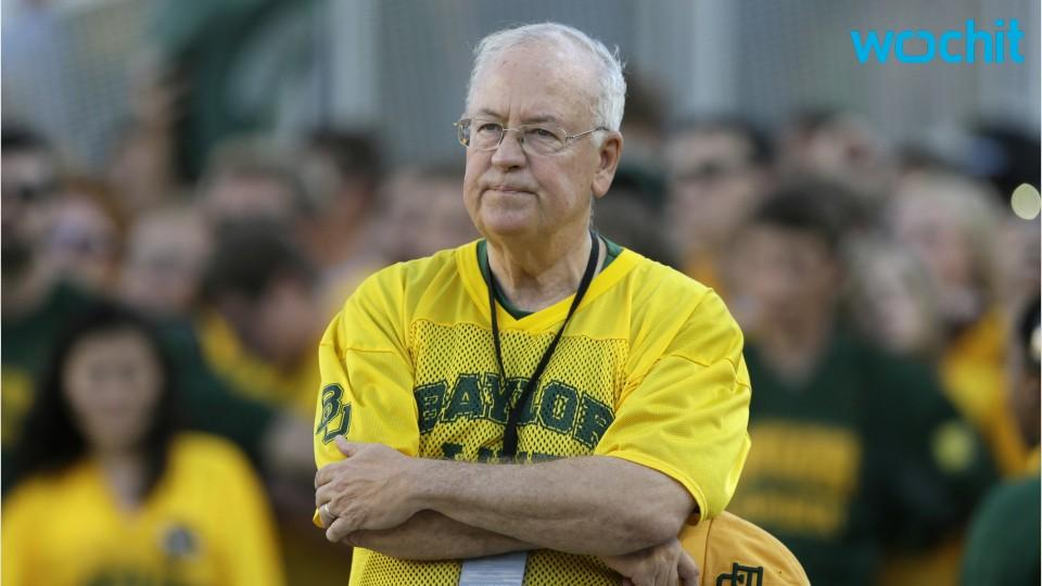 Amid School Sex Scandal Kenneth Starr Steps Down At Baylor