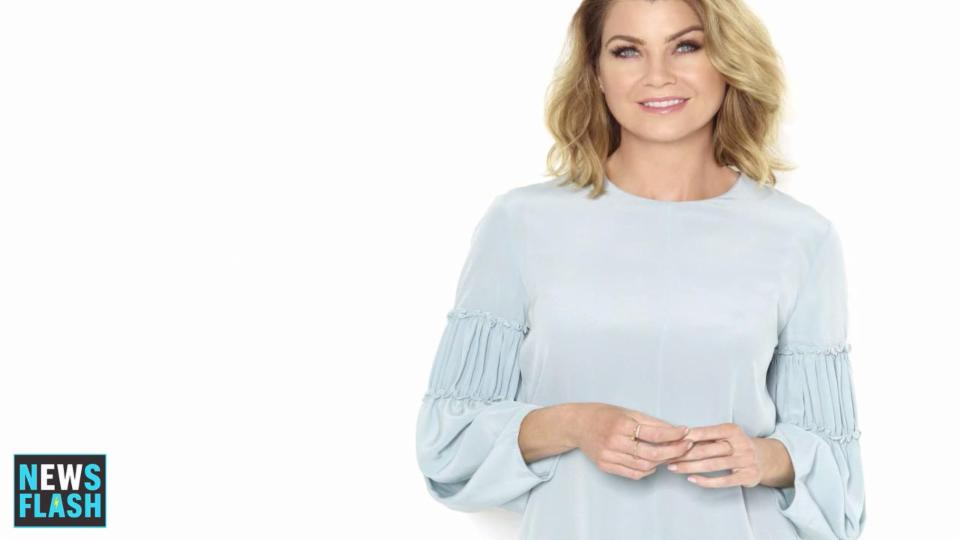 Ellen Pompeo Signs New Deal with 'Grey's Anatomy'