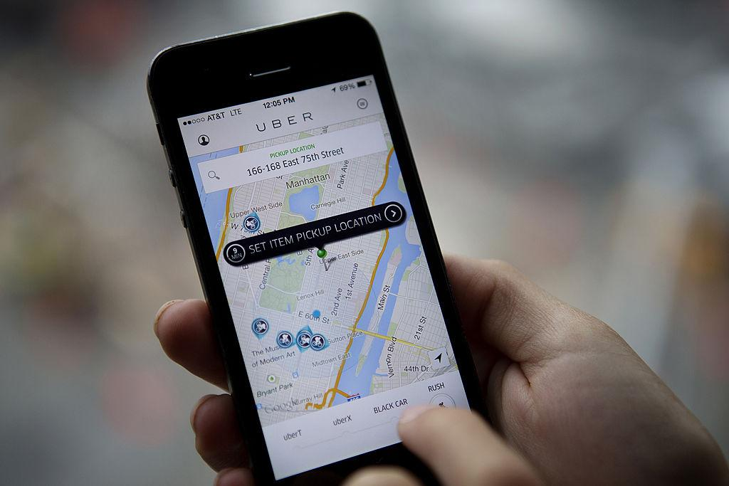 Uber gets $3.5 billion from Saudi Arabia
