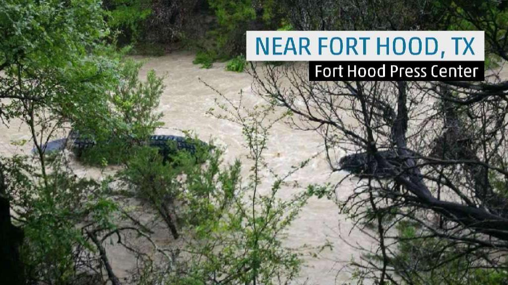 Soldiers Killed in Texas Floodwaters