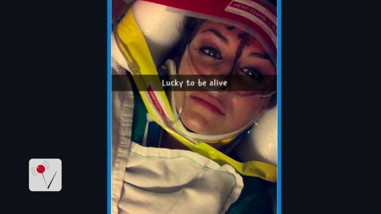 Teen Who Crashed Car While Using Snapchat Charged With Felony