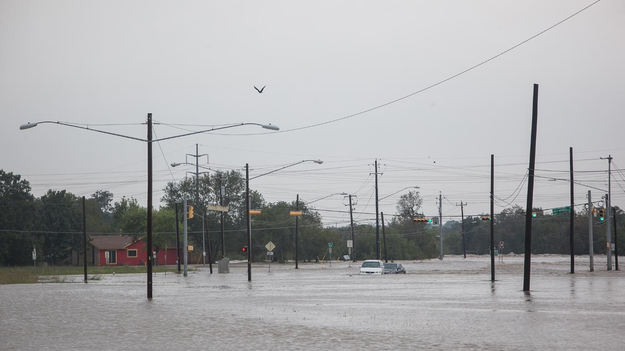 Five Soldiers Killed in Texas Floods