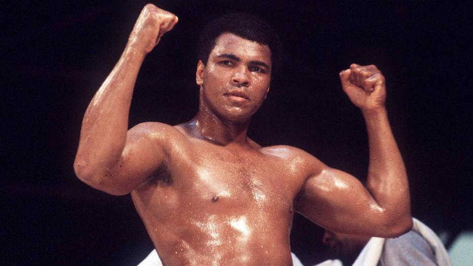 Remembering Muhammad Ali, 1942 - 2016