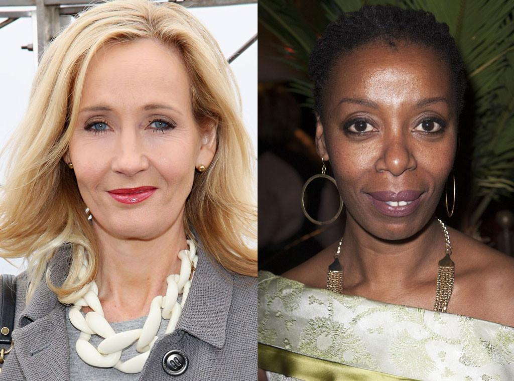 J.K. Rowling attacks 'Bunch of Racists' over Black Hermione criticism