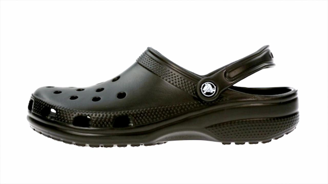 Crocs May be Bad For Your Feet