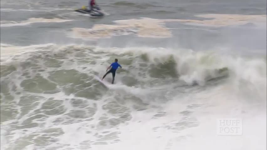 Cape Fear Big Wave Surf Comp