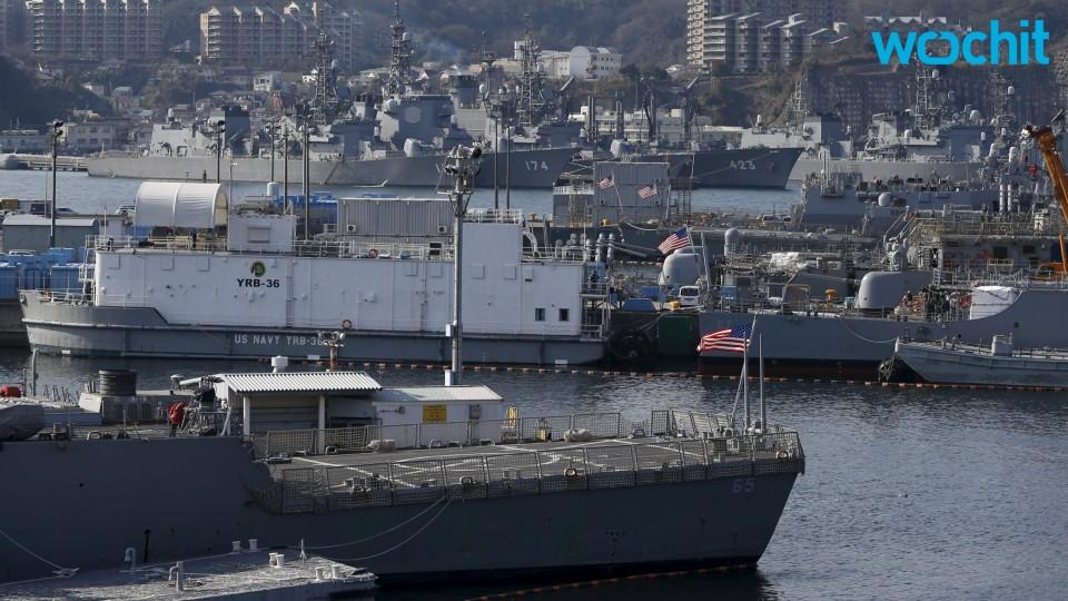 U.S. Navy Issues Alcohol Ban in Japan