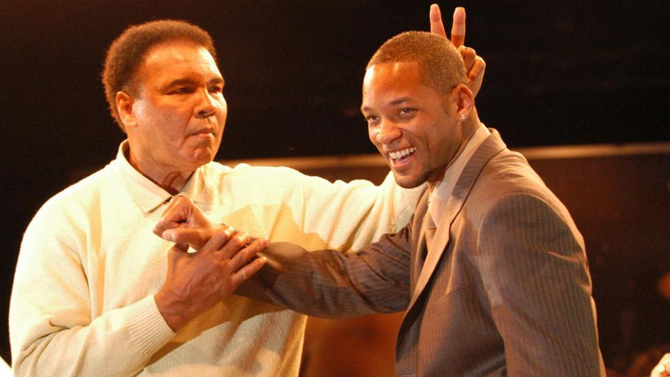 Will Smith, Lennox Lewis to serve as Muhammad Ali pallbearers