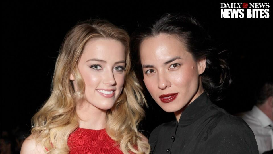 Amber Heard Was Arrested In 2009 For Domestic Violence Against Her Ex-Girlfriend