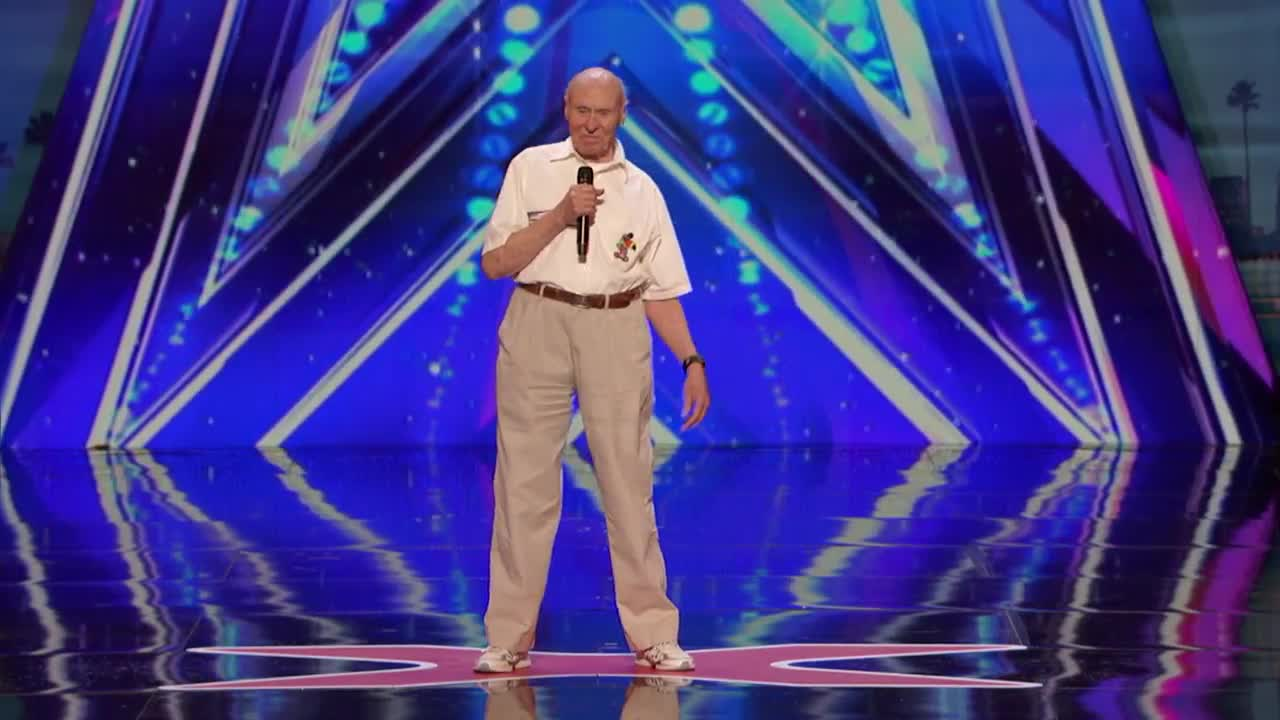 'America's Got Talent' contestant John Hetlinger shocks judges