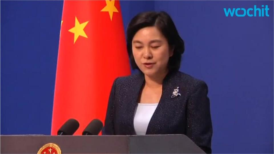 China Says Philippines Is Ignoring A Maritime Talks Proposal