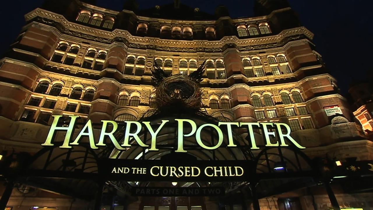 Fans React To Harry Potter And The Cursed Child Previews