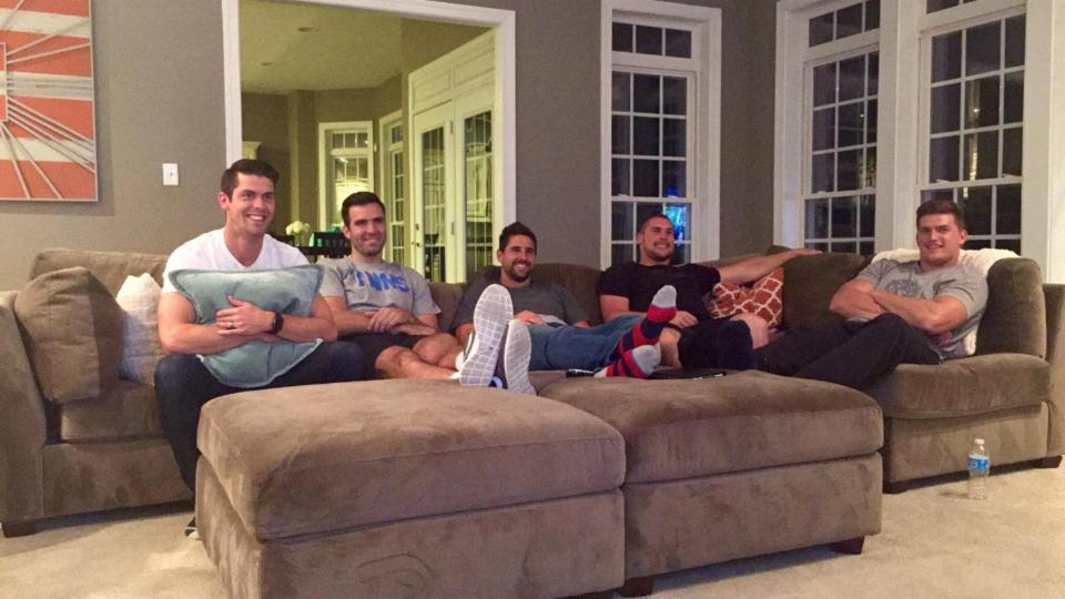 Mustard Minute: Baltimore Ravens have 'Bachelorette' viewing party same night Steelers are on show