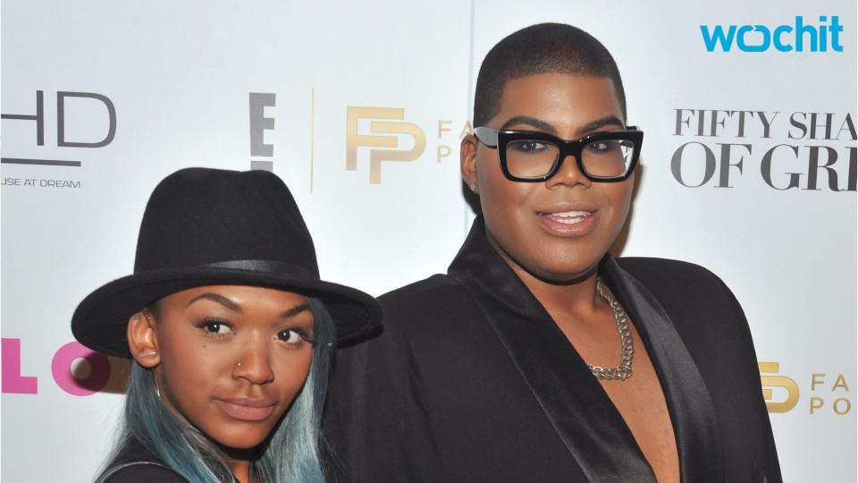 EJ Johnson Is Not The Only Fashionista In His Family