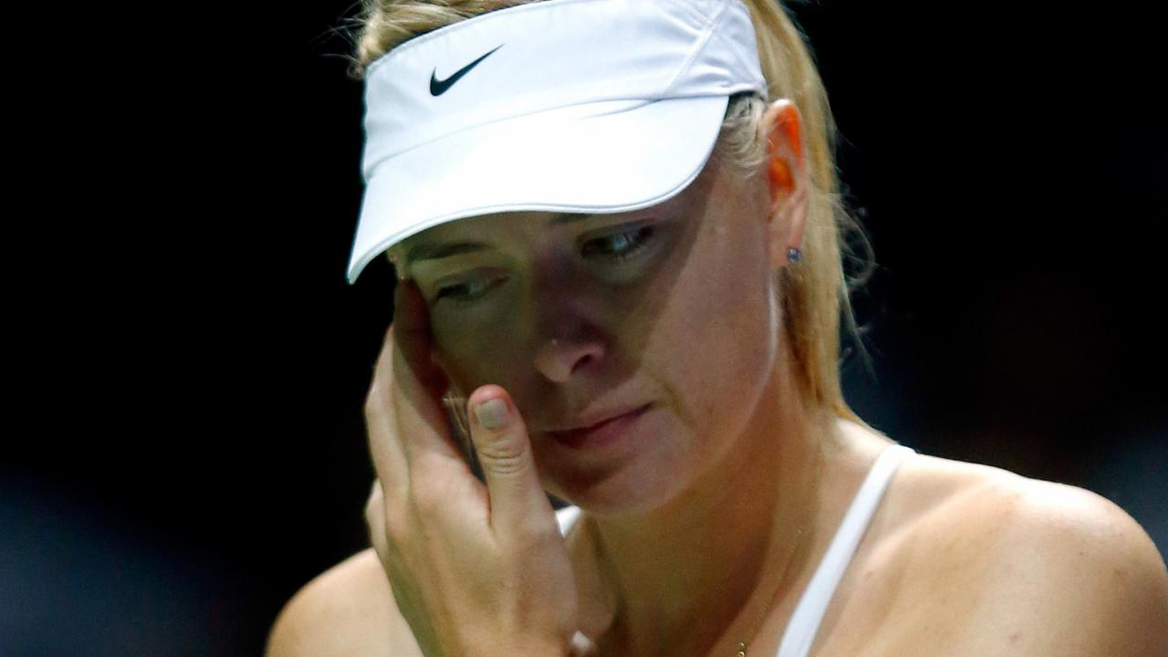 Maria Sharapova Banned 2 Years For Doping