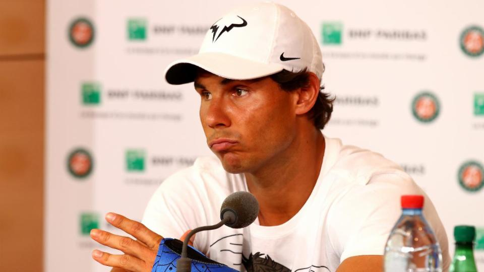 Rafael Nadal drops out of Wimbledon with wrist injury