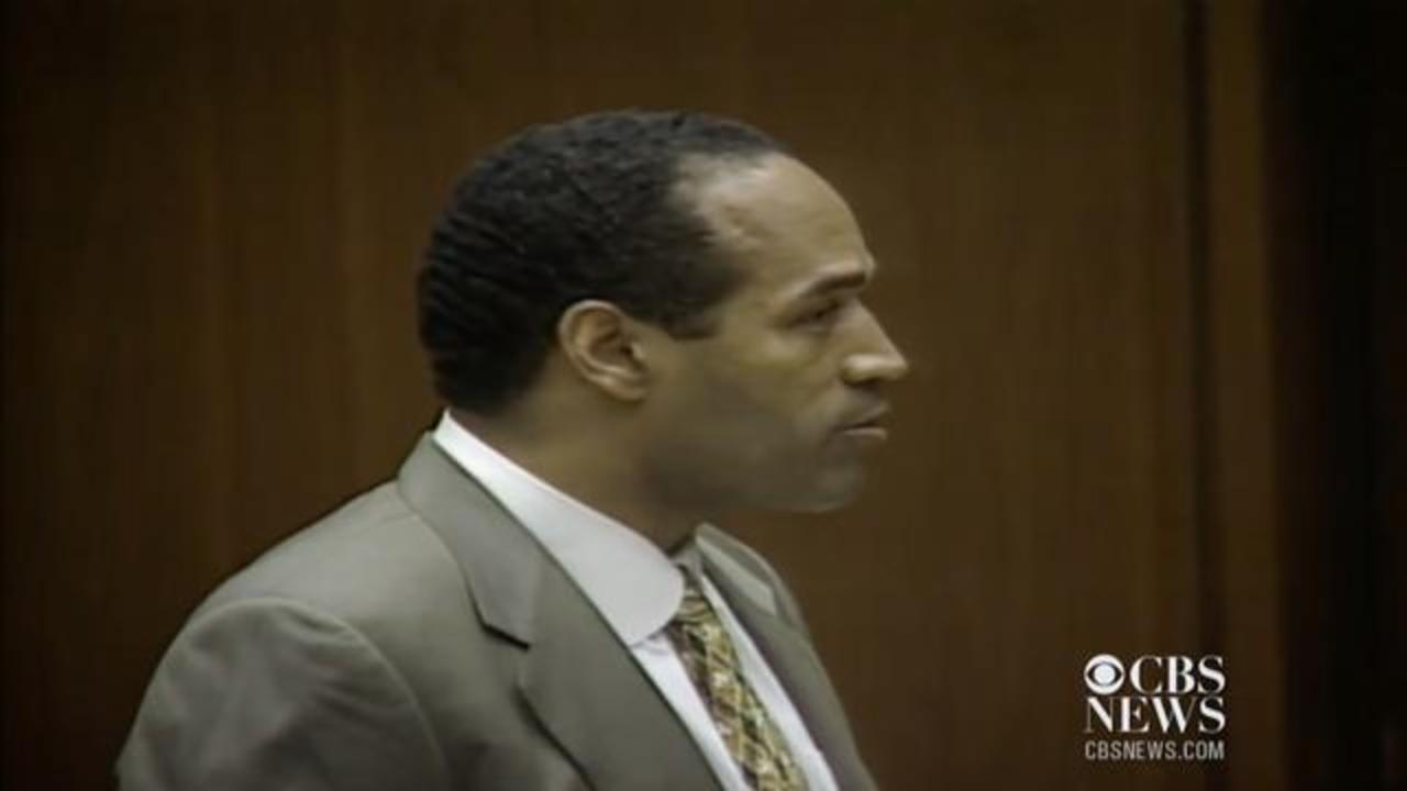 New Details About Glove In O.J. Simpson Surface
