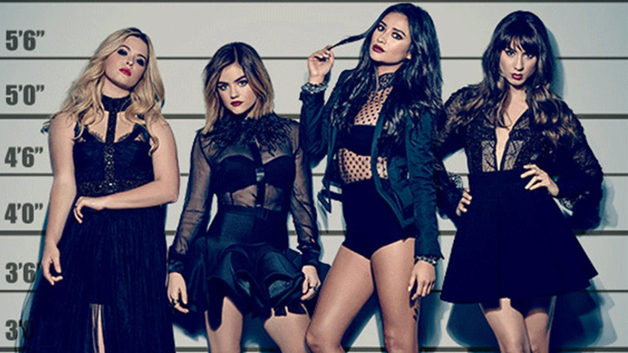 Pretty Little Liars Season 7 POSTER Without Hanna!?!