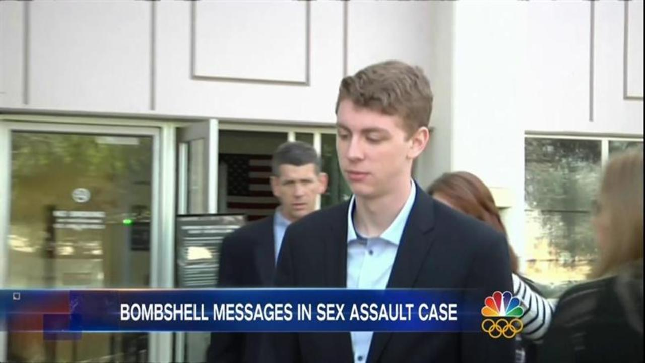 Text Messages in Stanford Sex Assault Case Show Another Side of Defendant Brock Turner