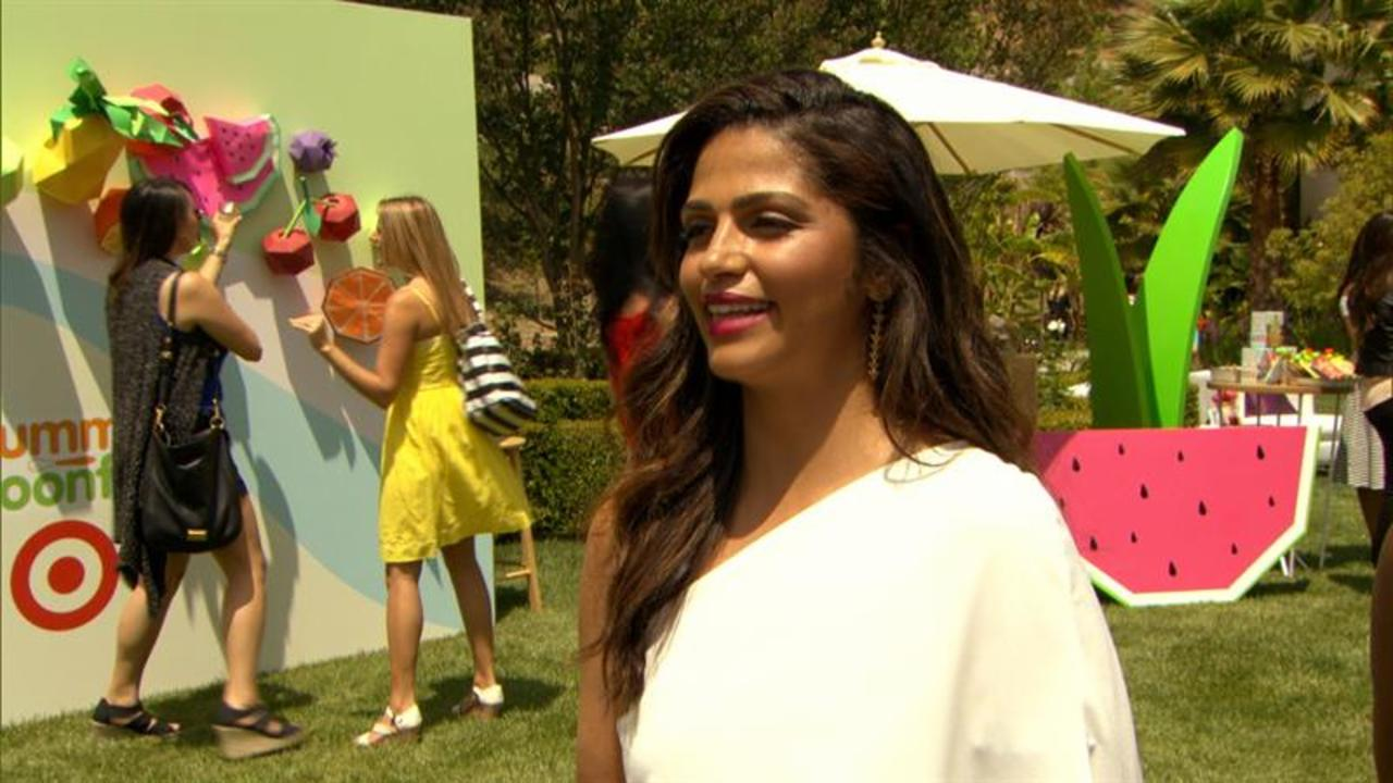 Camila Alves Talks Yummy Spoonfuls Business and Father's Day