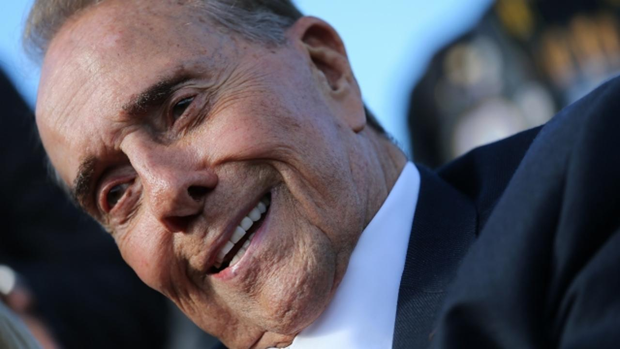 Listen to Bob Dole's Reluctant Donald Trump Endorsement