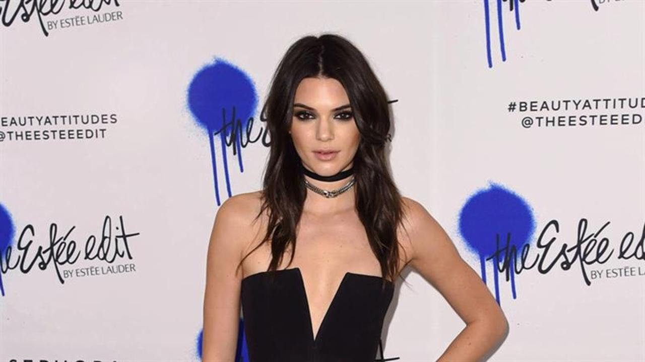 Kendall Jenner Chops Her Hair