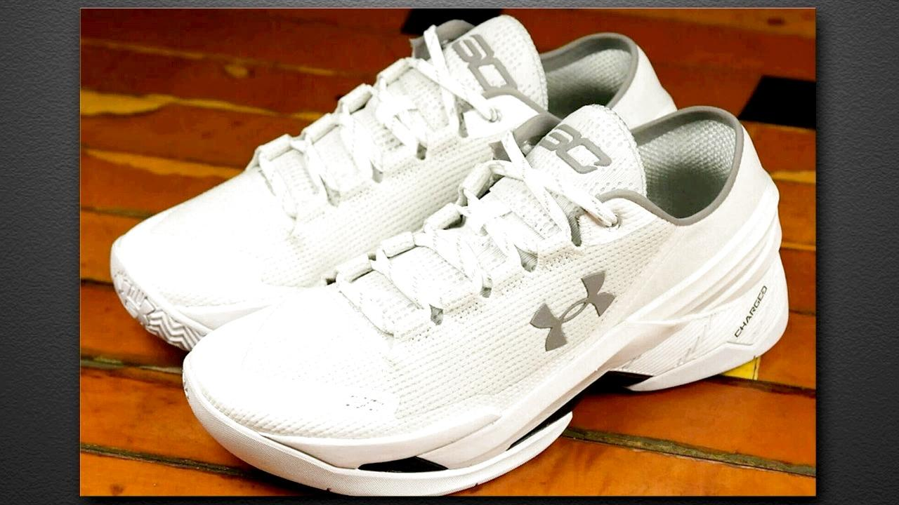 Steph Curry's Dad Shoes
