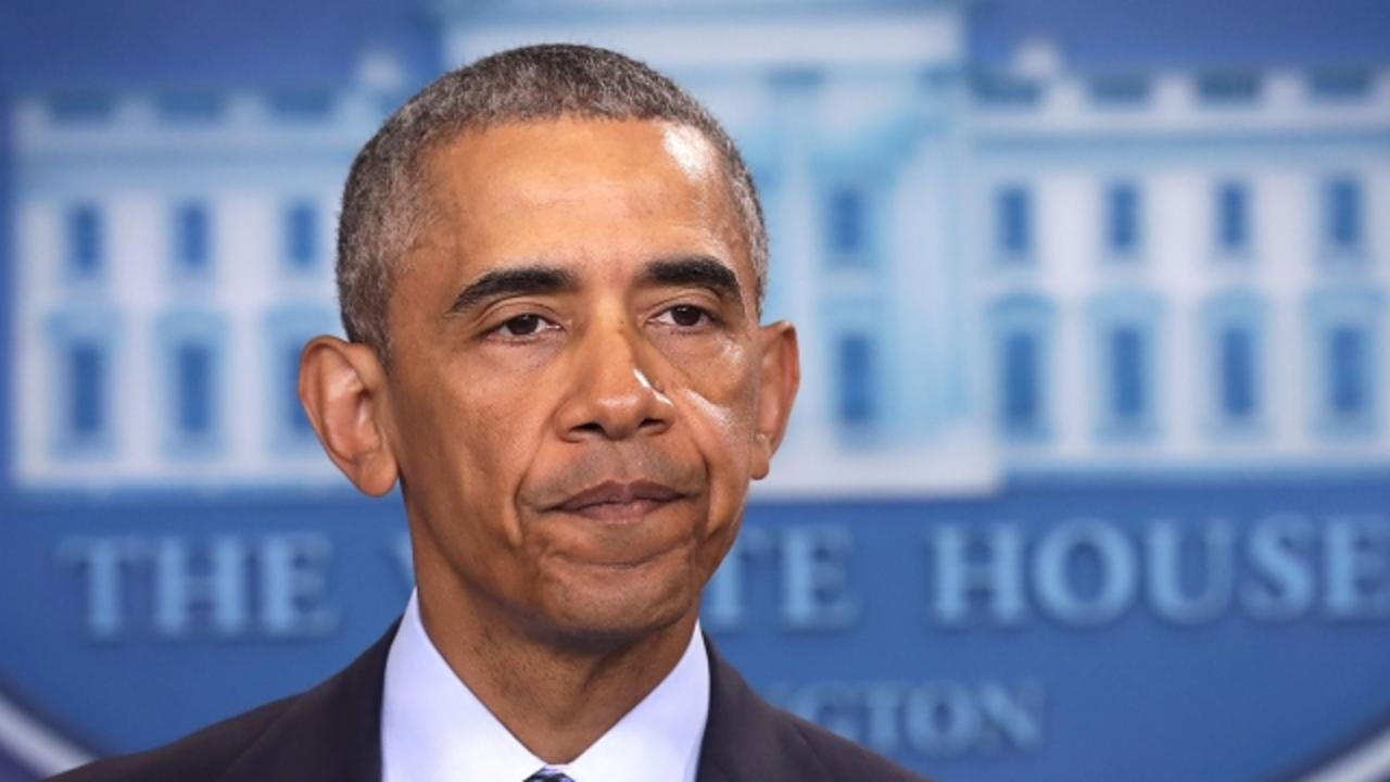 President Obama Calls For Stricter Gun Laws — Again