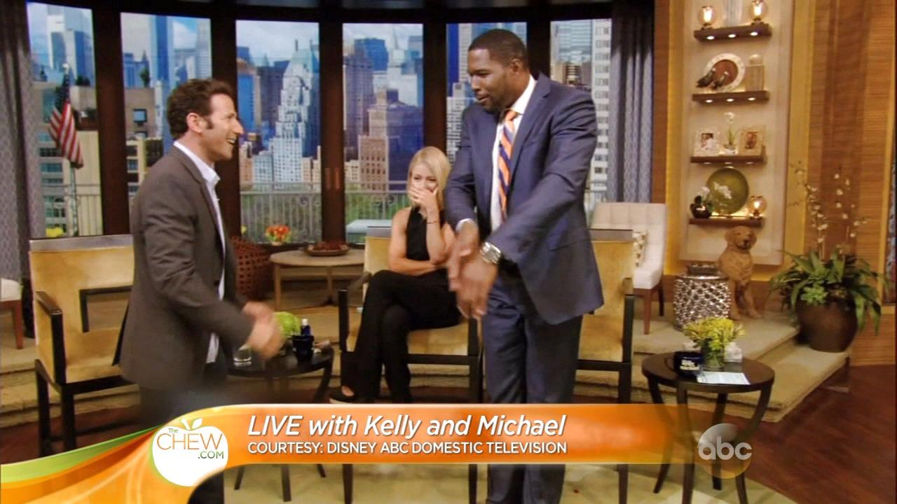 "Michael Strahan Talks About His Career and Time on ""LIVE with Kelly and Michael"""