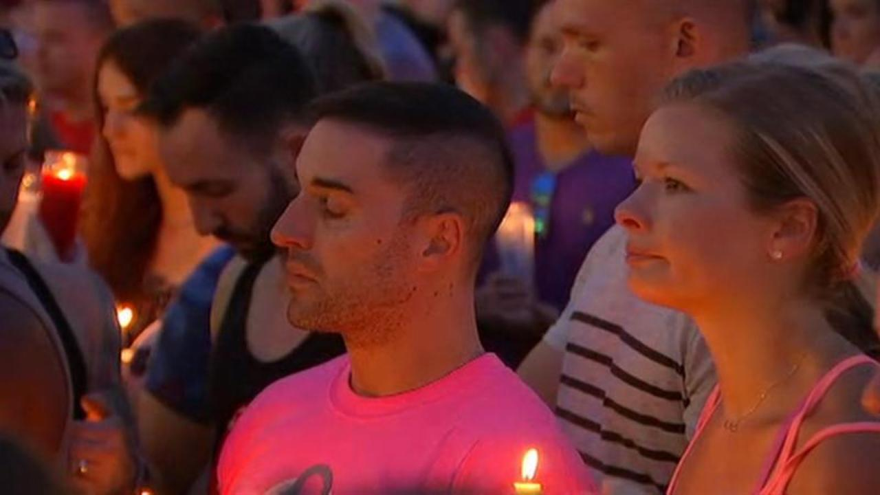 Orlando holds vigil in memory of victims