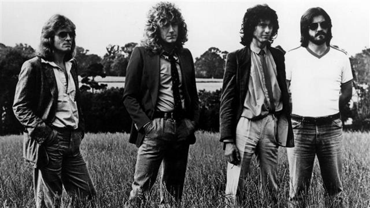 Led Zeppelin's 'Stairway to Heaven' in Copyright Trial