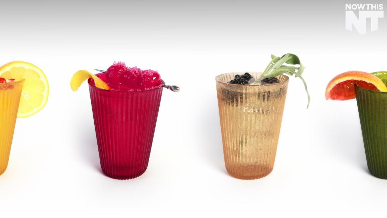 Edible Cups Are Tasty And Eco-Friendly