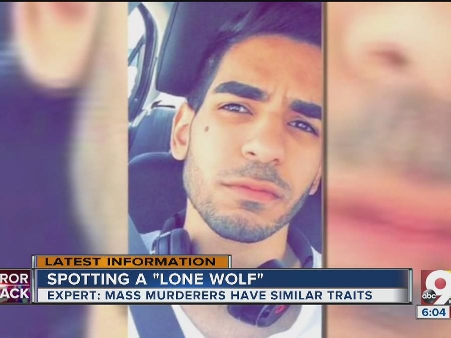 How to spot a 'lone wolf' terrorist