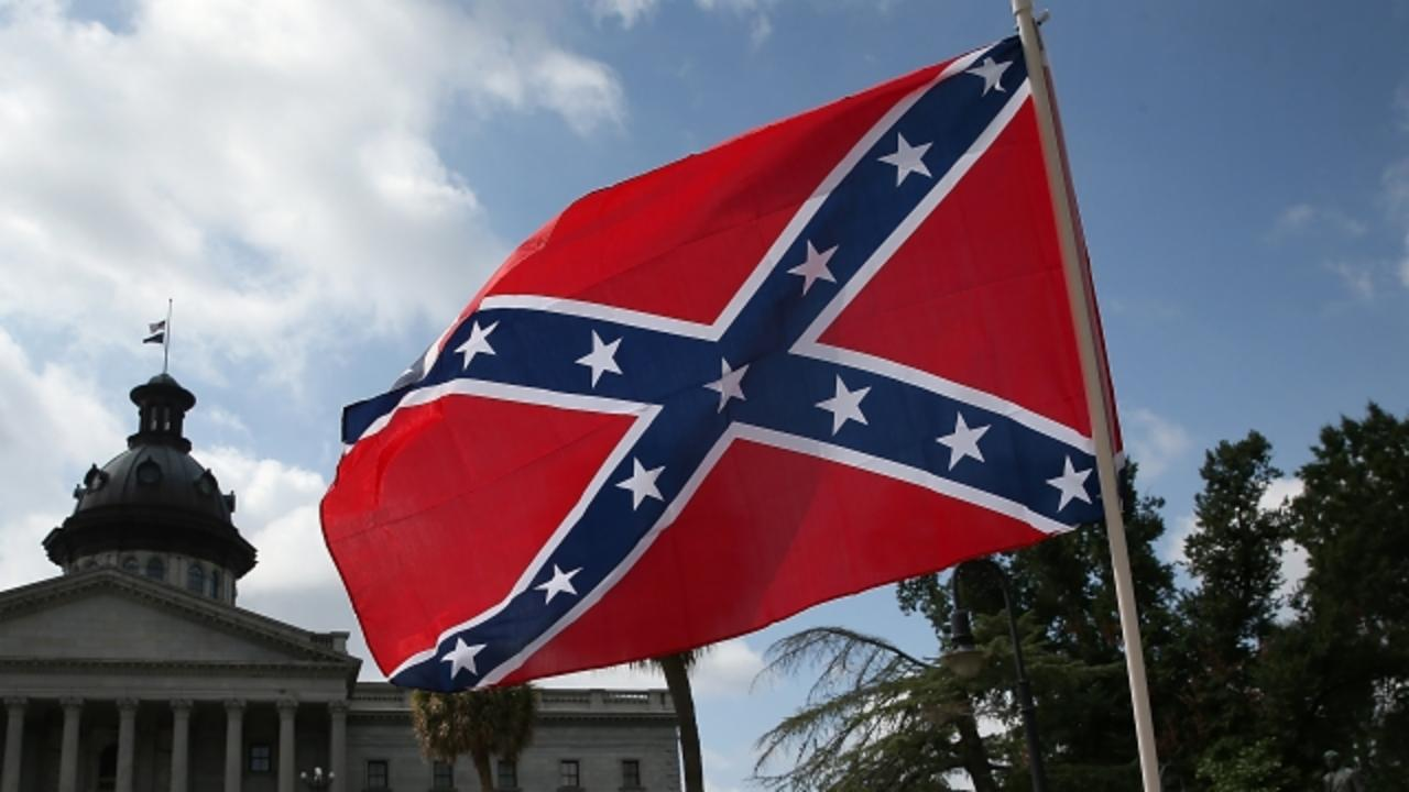 The South's Largest Religious Institution Wants Confederate Flags Gone