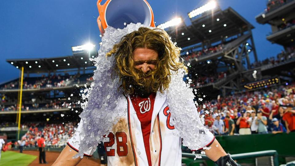 Nationals' Jayson Werth: critics can 'kiss my ass'