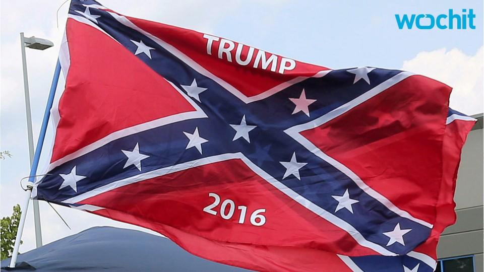 How The Confederate Rose Again