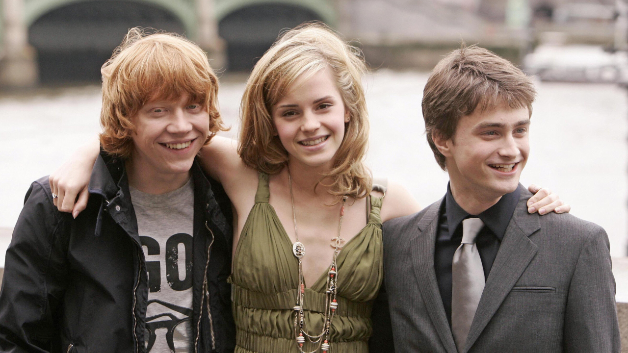 The 'Harry Potter' Cast Then and Now
