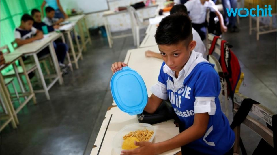 Food Shortage, Riots Keep Teachers And Students Out Of Venezuela Schools